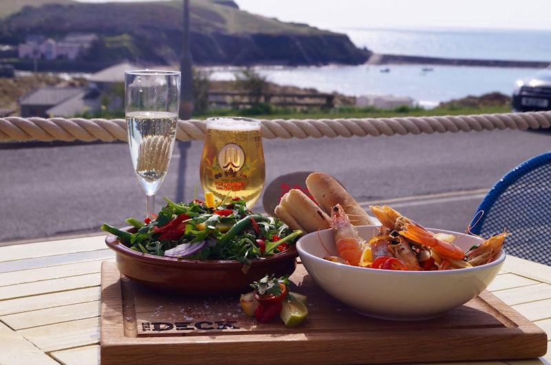 Seafood Bowl & View
